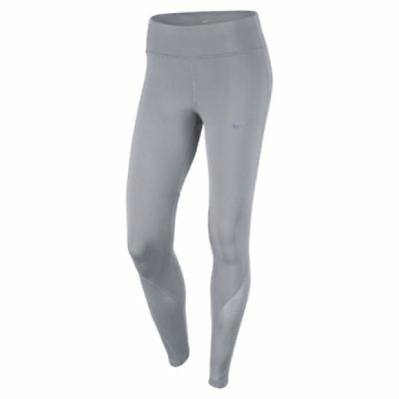 Nike Epic Lux Mesh Running Tights Size small